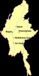 Pyu sites