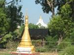 KyaungLein pagoda from MaMinbu pagoda