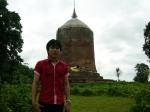 Baw Baw Gyi stupa, 6 - 7 century AD Sriksetra