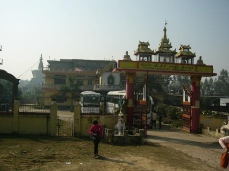 Sravasti Myanmar monastery သာ၀တၱိ ျမန္မာဘုန္းၾကီးေက်ာင္း