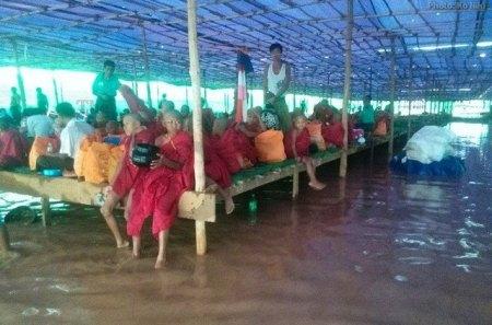 Sagaing Myaung tsp noviciation ceremony, Myaung tsp, Sagaing 17