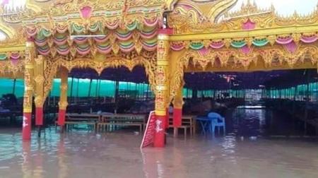 Sagaing Myaung tsp noviciation ceremony, Myaung tsp, Sagaing 25.jpg
