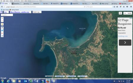 Gaw Yan Gyi - NgaYokeKaung gmap